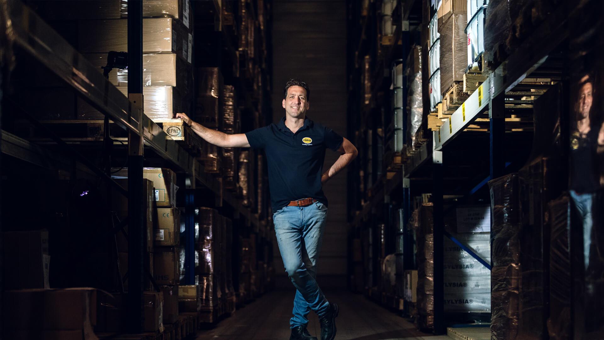 Distributieplanner – Benelux